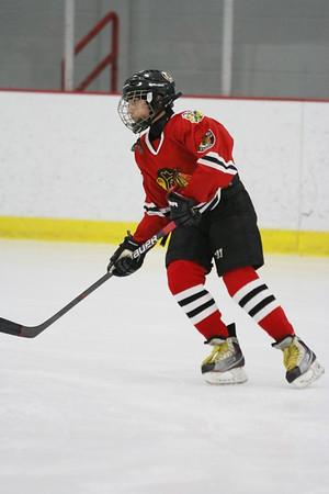 Game 2 - Michigan Ice Hawks vs Mt Pleasant