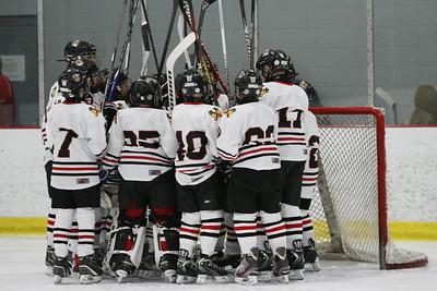 Game 3 - Michigan Ice Hawks vs Junior Lumberjacks