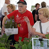 John Patsch - For Shaw Media<br /> Larry and Connie Kuczak pick out wild flowers to plant in their garden at the native plant sale hosted by The Forest Preserve District of Will County.