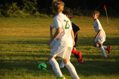 Boys Black U1112 - AC MILAN DETROIT 05 BLACK