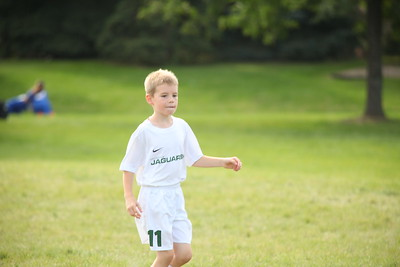 Boys U8 - Michigan Jaguars 07