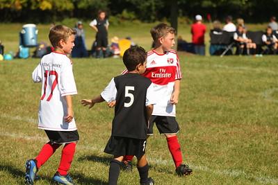 Michigan Jaguars Vs AC Milan 07