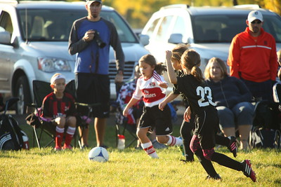 Girls U8 - Michigan Hawks 07