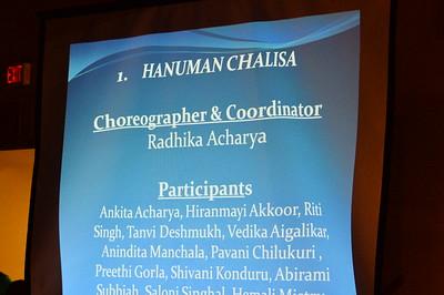 Dance 1 -Hanuman Chalisa