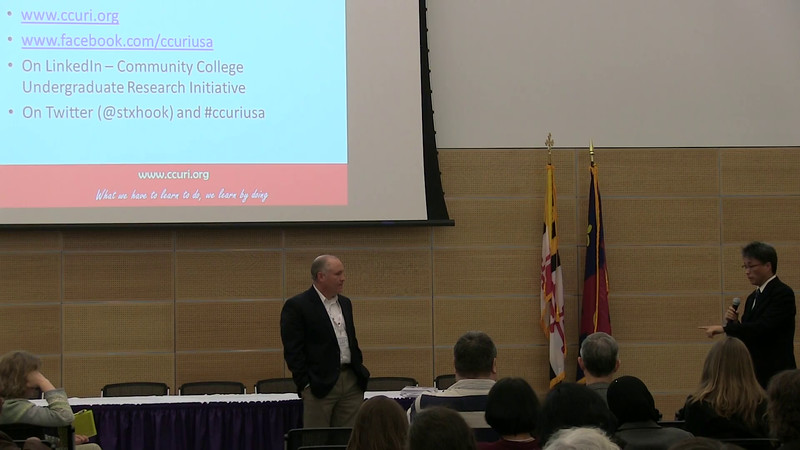 VIDEO - Part 06:  Keynote address