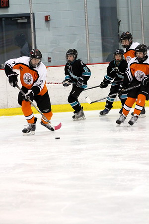 Game 3 - Livonia Flyers Vs Plymouth Razor Sharks-DISC