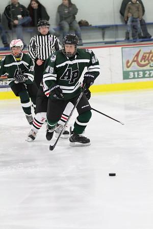 Game 3 - Allen Park #1 Vs Trenton Flyers-DISC