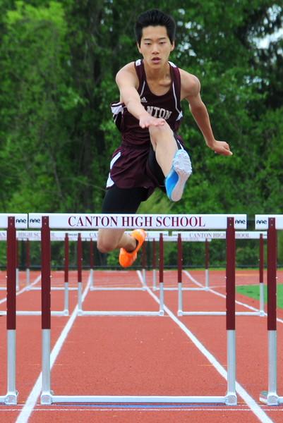 2014-05-25 Canton Track Last Chance Invitational V (168) Wyatt Hurdles
