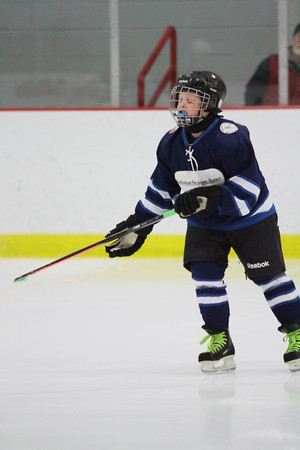 Saginaw Warriors - PeeWee B