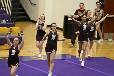 2015 NAIA Cheer and Dance West Qualifier