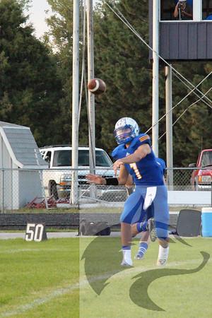 9/19 Football vs Twin River