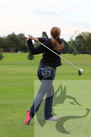 9/23 Girls Golf @ West Holt
