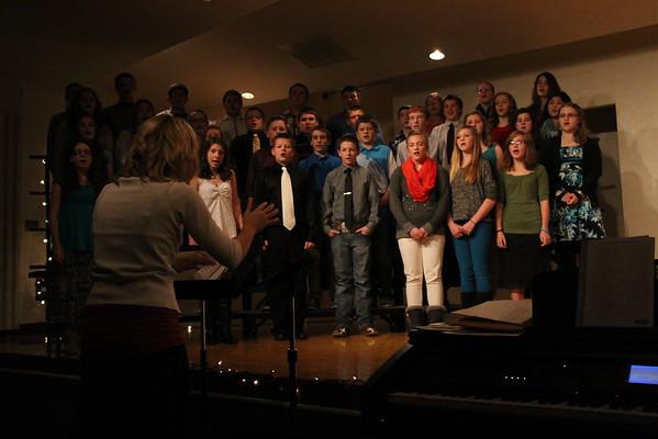 12/14 7-12 Christmas Choir
