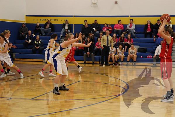 Basketball vs. Ainsworth 12/12