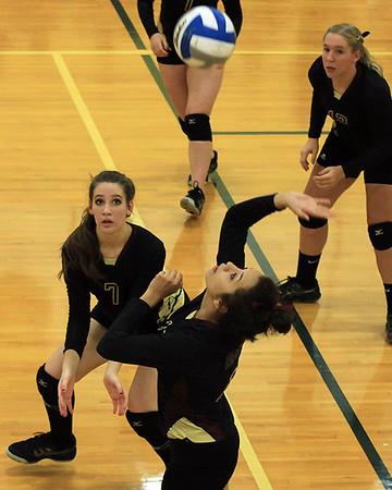 09-25 Barnum Volleyball vs South Ridge