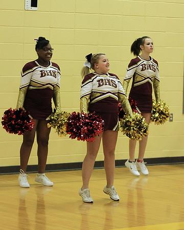 2014-15 Barnum Girls Basketball
