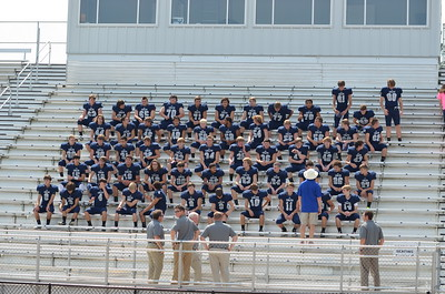 CCHS Football-Band Pic Day 026