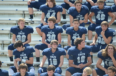 CCHS Football-Band Pic Day 035