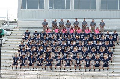 CCHS Football-Band Pic Day 042