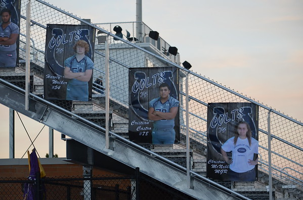 Senior Night 11-7-14