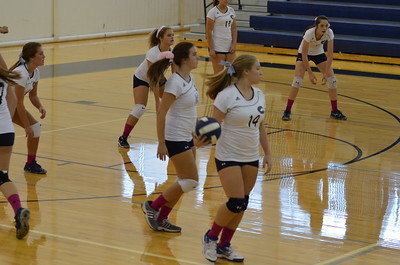 CCHS JV Volleyball vs Sonoraville 9-9-14 026
