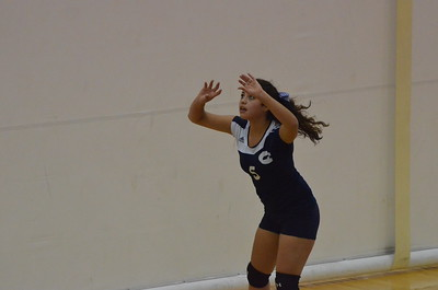 CCHS JV Volleyball vs Sonoraville 9-9-14 012