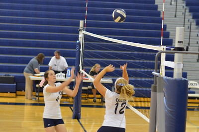 CCHS JV Volleyball vs Sonoraville 9-9-14 047
