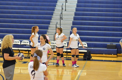 CCHS JV Volleyball vs Sonoraville 9-9-14 044