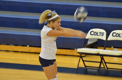 CCHS JV Volleyball vs Sonoraville 9-9-14 004