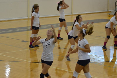 CCHS JV Volleyball vs Sonoraville 9-9-14 019
