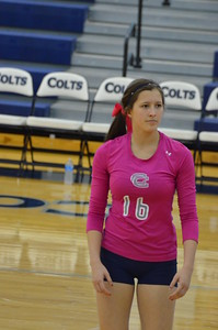 CCHS Volleyball vs Sonoraville Varsity 9-9-14 019