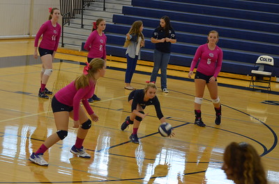 CCHS Volleyball vs Sonoraville Varsity 9-9-14 041