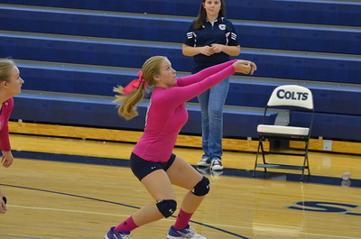 CCHS Volleyball vs Sonoraville Varsity 9-9-14 028