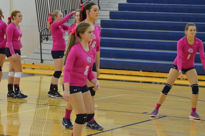 CCHS Volleyball vs Sonoraville Varsity 9-9-14 044