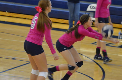 CCHS Volleyball vs Sonoraville Varsity 9-9-14 030