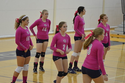 CCHS Volleyball vs Sonoraville Varsity 9-9-14 032