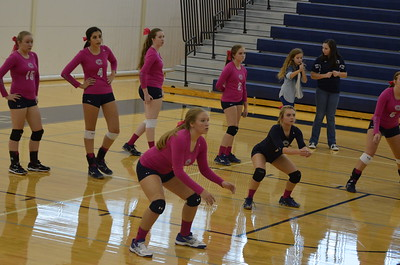 CCHS Volleyball vs Sonoraville Varsity 9-9-14 040