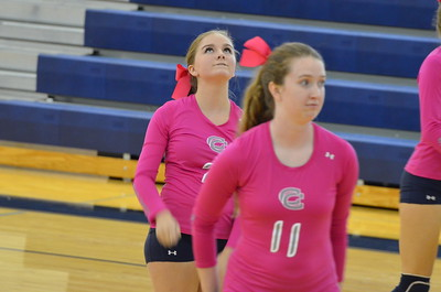 CCHS Volleyball vs Sonoraville Varsity 9-9-14 004