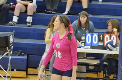 CCHS Volleyball vs Sonoraville Varsity 9-9-14 002