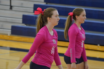 CCHS Volleyball vs Sonoraville Varsity 9-9-14 001