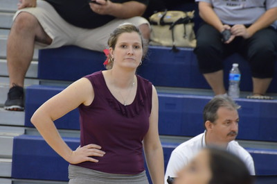 CCHS Volleyball vs Sonoraville Varsity 9-9-14 013