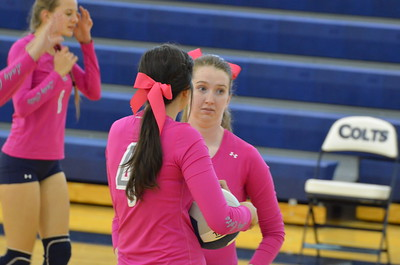 CCHS Volleyball vs Sonoraville Varsity 9-9-14 003