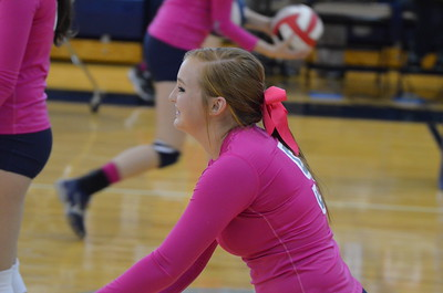 CCHS Volleyball vs Sonoraville Varsity 9-9-14 006