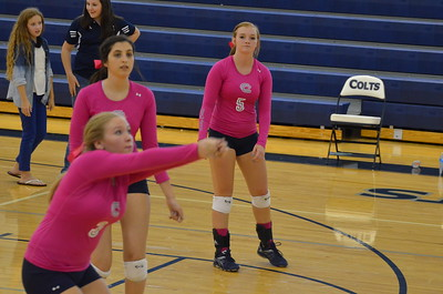 CCHS Volleyball vs Sonoraville Varsity 9-9-14 042