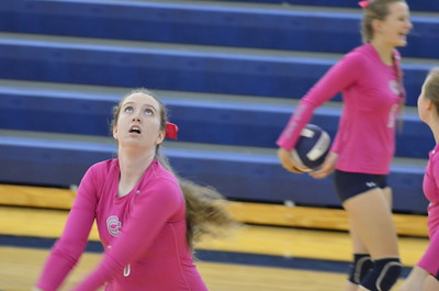 CCHS Volleyball vs Sonoraville Varsity 9-9-14 016