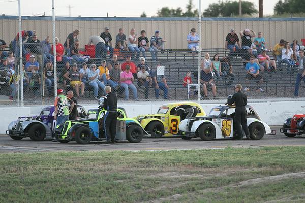 August 9 Racing Photos