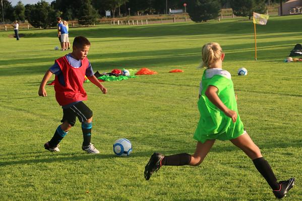 WNCC Soccer Camp