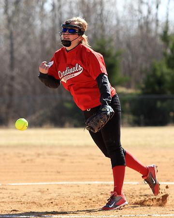 2015 Cromwell Cardinals Softball