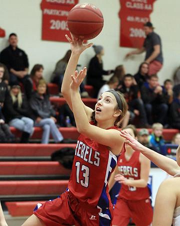 2014-15 MLWR Rebels Girls Basketball