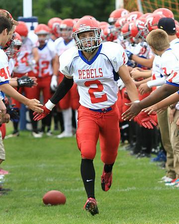 2014 MLWR Rebels Football